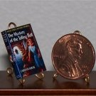Dollhouse Miniature Nancy Drew Mystery of Tolling Bell