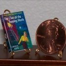Dollhouse Miniature Nancy Drew Clue ofthe Tapping Heels