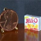 Barbie Bratz Miniature Food Food Orange Jello 1:6 Box