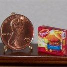 Dollhouse Miniature Food Tyson Chicken Patties Grocery