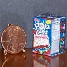 Barbie Bratz GI Joe Miniature Food Strawberry Pop-Tarts