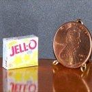 Barbie Bratz GI Joe Miniature Food Lemon Jello 1:6 Box