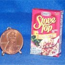 Barbie Bratz Miniature Food Stove Top Chicken Stuffing