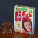 Barbie Bratz GI Joe Miniature Food Cinnamon Life Cereal