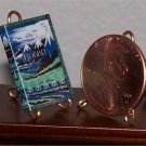 Dollhouse Miniature Book 1937 The Hobbit JRR Tolkien UK