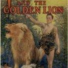 Dollhouse Miniature Tarzan & the Golden Lion Burroughs