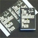 Dollhouse Miniature Book The Godfather Mario Puzo 1:12