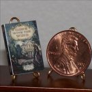Dollhouse Miniature GWTW Gone With The Wind M Mitchell