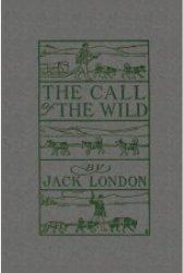 Dollhouse Miniature Book Call of the Wild Jack London