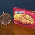 Barbie Bratz GI Joe Miniature Food Chicken Nuggets 1:6