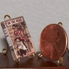 Dollhouse Miniature Book On the Road by John Kerouac UK