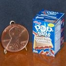 Barbie Bratz GI Joe Miniature Food Brown Sugar Poptarts