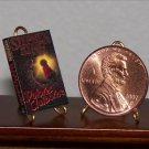 Dollhouse Miniature Book Dolores Claiborne Stephen King