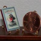 Dollhouse Miniature James & the Giant Peach Roald Dahl
