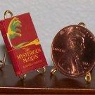 Dollhouse Miniature Mysterious Mr Quin Agatha Christie