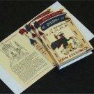 Dollhouse Miniature Short Reign of Pippen IV Steinbeck