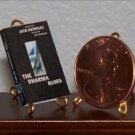 Dollhouse Miniature Book The Dharma Bums John Kerouac