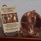 Dollhouse Miniature Torrents of Spring Ernest Hemingway