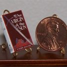 Dollhouse Miniature Virgin of the Sun H. Rider Haggard