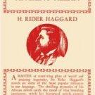 Dollhouse Miniature Book Ancient Allan H Rider Haggard