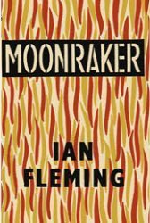 Dollhouse Miniature Moonraker Ian Fleming James Bond