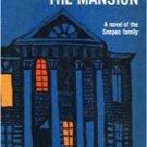 Dollhouse Miniature Book The Mansion William Faulkner