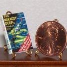 Dollhouse Miniature The Maracot Deep Arthur Conan Doyle