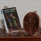 Dollhouse Miniature The Lost World Arthur Conan Doyle