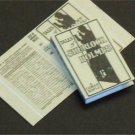 Dollhouse Miniature Tales of Sherlock Holmes AC Doyle