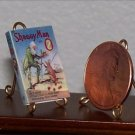 Dollhouse Miniature Book The Shaggy Man of Oz Jack Snow