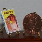 Dollhouse Miniature Book The Road to Oz by L Frank Baum