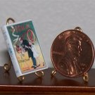 Dollhouse Miniature Book The Magic of Oz L. Frank Baum