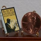 Dollhouse Miniature Secret Adversary by Agatha Christie