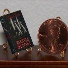 Dollhouse Miniature The Regatta Mystery Agatha Christie
