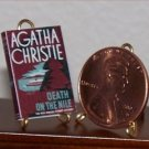 Dollhouse Miniature Death on the Nile Agatha Christie