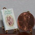 Dollhouse Miniature The Secret Garden Frances Burnnett