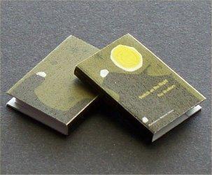 Dollhouse Miniature Switch on the Night by Ray Bradbury