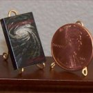 Dollhouse Miniature Book Foundation Isaac Asimov 1:12