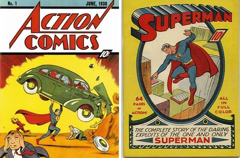 Superman Issue #1