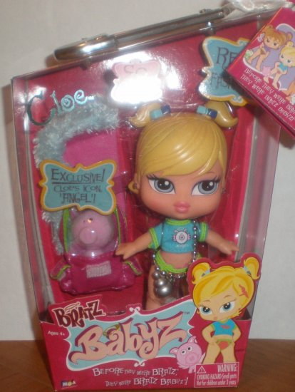 BRATZ BABYZ CLOE Exclusive!