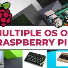 Raspberry PI 4-PI400 Amstrad/Spectrum/C64 3in1 MultiBoot SD Card Image Download