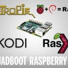 RetroPie 4.7 +20,000 Raspberry PI 2/3/3B+/4/PI400 +Kodi18 +PlexServer +TorrentServer Download