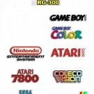 Custom Firmware Latest Version For RG300 IPS Version SD Card Image Download