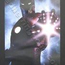 "Iron Man (2008) Promo Movie Teaser Poster (Robert Downey Jr.) 13-1/2""x20"" NEW"