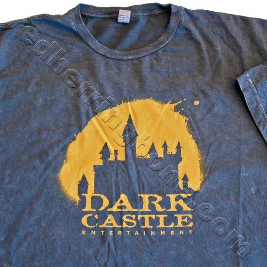 Dark Castle Entertainment Promo T-Shirt (Grey, Size 2X-LARGE) NEW