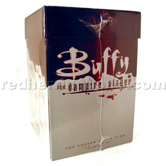 Buffy the Vampire Slayer Complete Series Collectors Set DVD - The Chosen Collection NEW