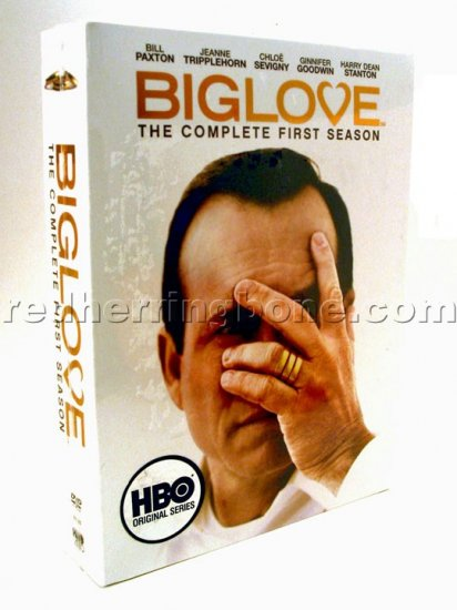 Big Love: The Complete First Season DVD (1 One 1st) HBO NEW