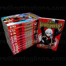 Kurohime, Vol. 1-12 Manga (set includes 12 volumes) Masanori Ookamigumi Katakura NEW