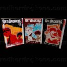 Getbackers, Vol. 1-3 Manga (set includes Volume 1, 2 & 3) Rando Ayamine NEW