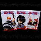 Bleach, Vol. 1-3 Manga (set includes Volume 1, 2 & 3) Tite Kubo NEW